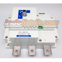 Wisenheimer Load Break Switch (LBS) 3 pole 400 Amp Aksesoris Listrik