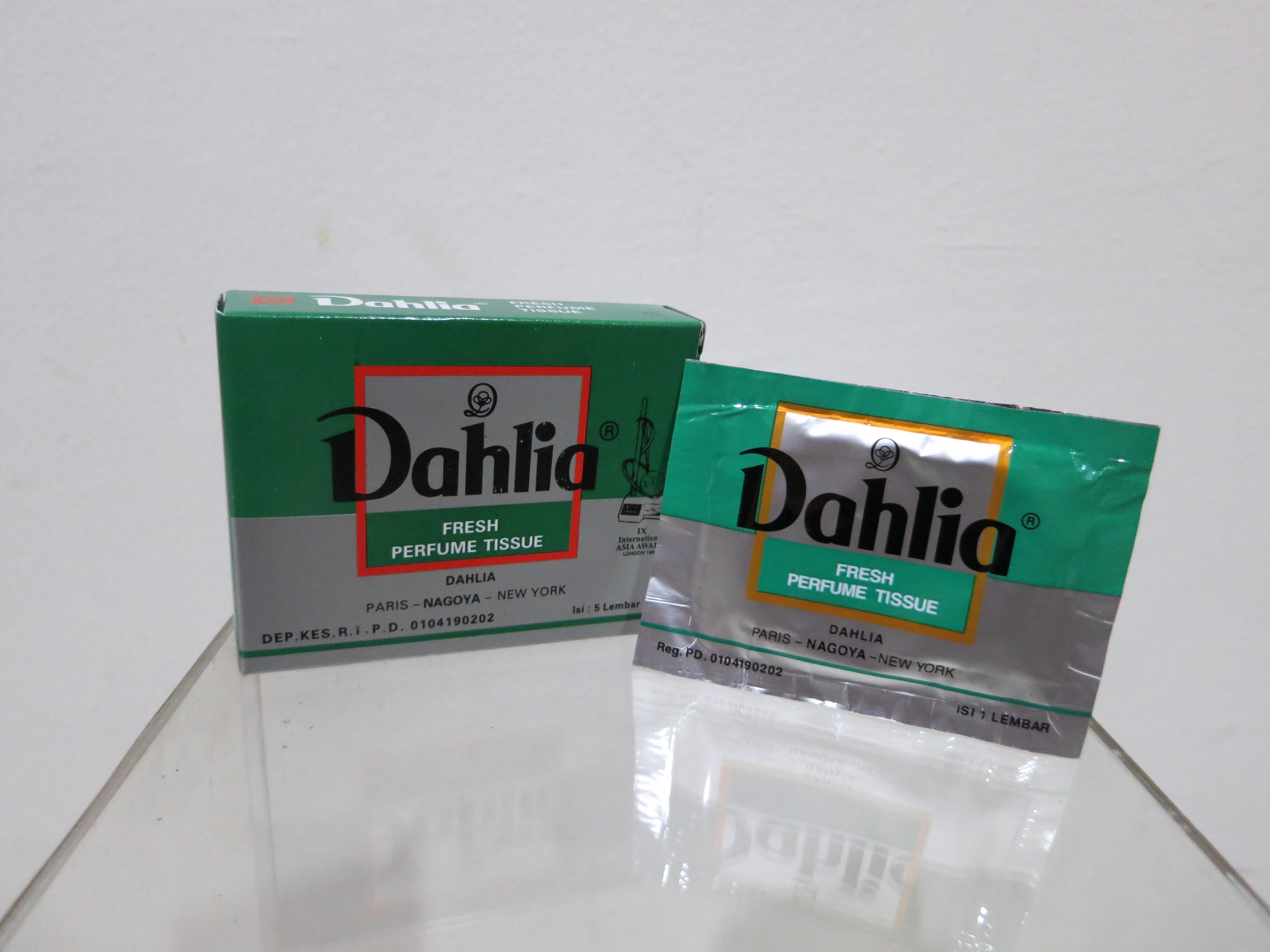 Sell Wet Tissue Dahlia From Indonesia By Pt Dahlia