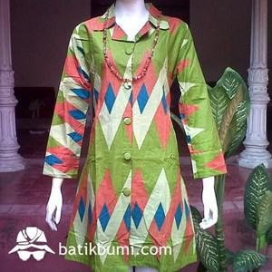 Jual Dress Katun Danliris Motif Rang Rang Harga Murah Solo oleh Toko ... 365171054f