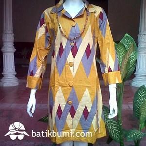 Jual Dress Katun Danliris Motif Rang Rang Db 021 Harga Murah Solo ... 58650ab352