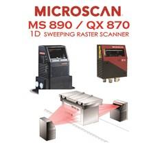 Microscan Ms890 / Qx870 Fixed Mount