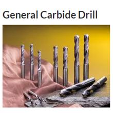 General Carbide Drill