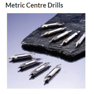 Metric Centre Drills