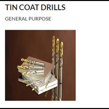 Tin Coat Drills