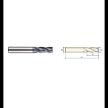 Carbide Milling Cutters SEME35 – 4 Flute