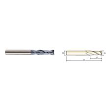 Carbide Milling Cutters SEME70 – 2F Long Length