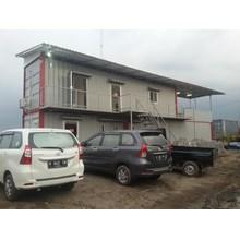 Office Container 2 Lantai