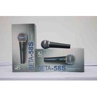 Jual Microphone Kabel Sm58s