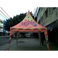 Jual Tenda kerucut 3x3 meter 2