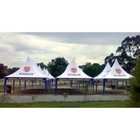 Tenda kerucut 3x3 meter Murah 5