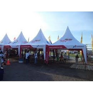 Tenda Sarnavil Promo Full Print