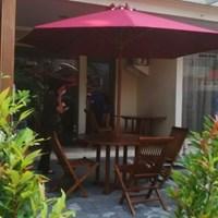 Jual Payung Jati taman 2