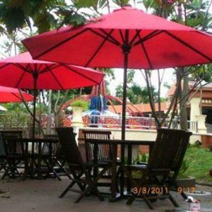 Dari Payung Jati taman 2