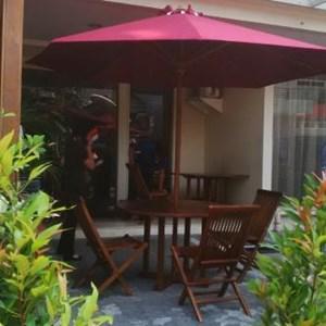 Dari Payung Jati taman 1