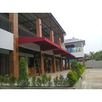 Jual awning custem