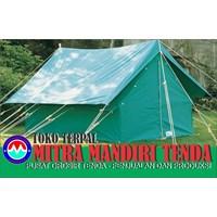 Tenda Kemah Pramuka