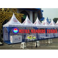 Tenda sarnavil  full dinding