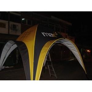 Dari Tenda Dome 0