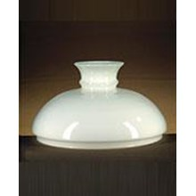 Glass shade GS - 22 B Opal.