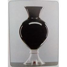 Glass Vase Ambasador DC Dual Back