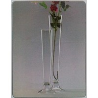 Jual Glass Vase Florida A - DC
