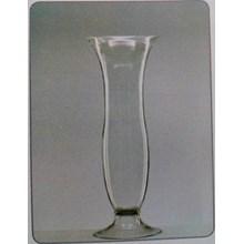 Glass Vase Lotus - DC