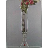 Jual Glass Vase Rosa - DC