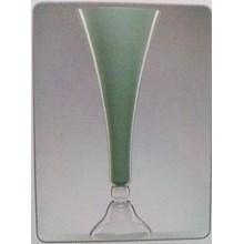 Glass Vase Otawa - DC Dual Beryl Green