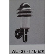WL - 23 - I Red Wall Lamp