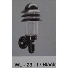 Lampu Dinding WL - 23 - I Black
