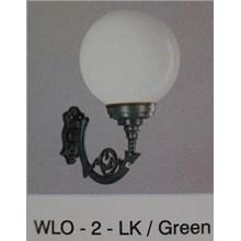 Lampu Dinding WLO - 2 - LK Green