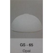 Lampu Kaca Glass shade GS - 65