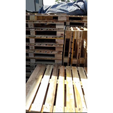 Medium Four-way pallets Pallet Enty