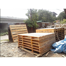 Wood Pallet Rack Systems