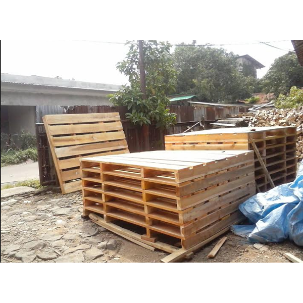 Pallet Kayu Rack Systems