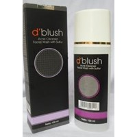 Jual Perawatan Wajah D'blush Facial Wash For Acne