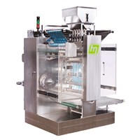 Multi-Lane Four Side Seal Sachet Filling and Sealing Machine