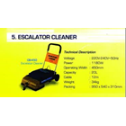 sikat Escalator Cleaner 1