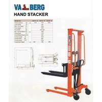 Jual Hand Stacker Manual