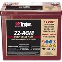 Baterai aki Trojan Type 22-AGM 12V