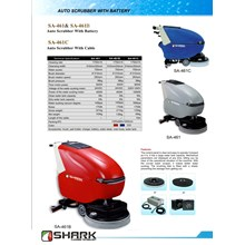 Auto Battery Scrubber
