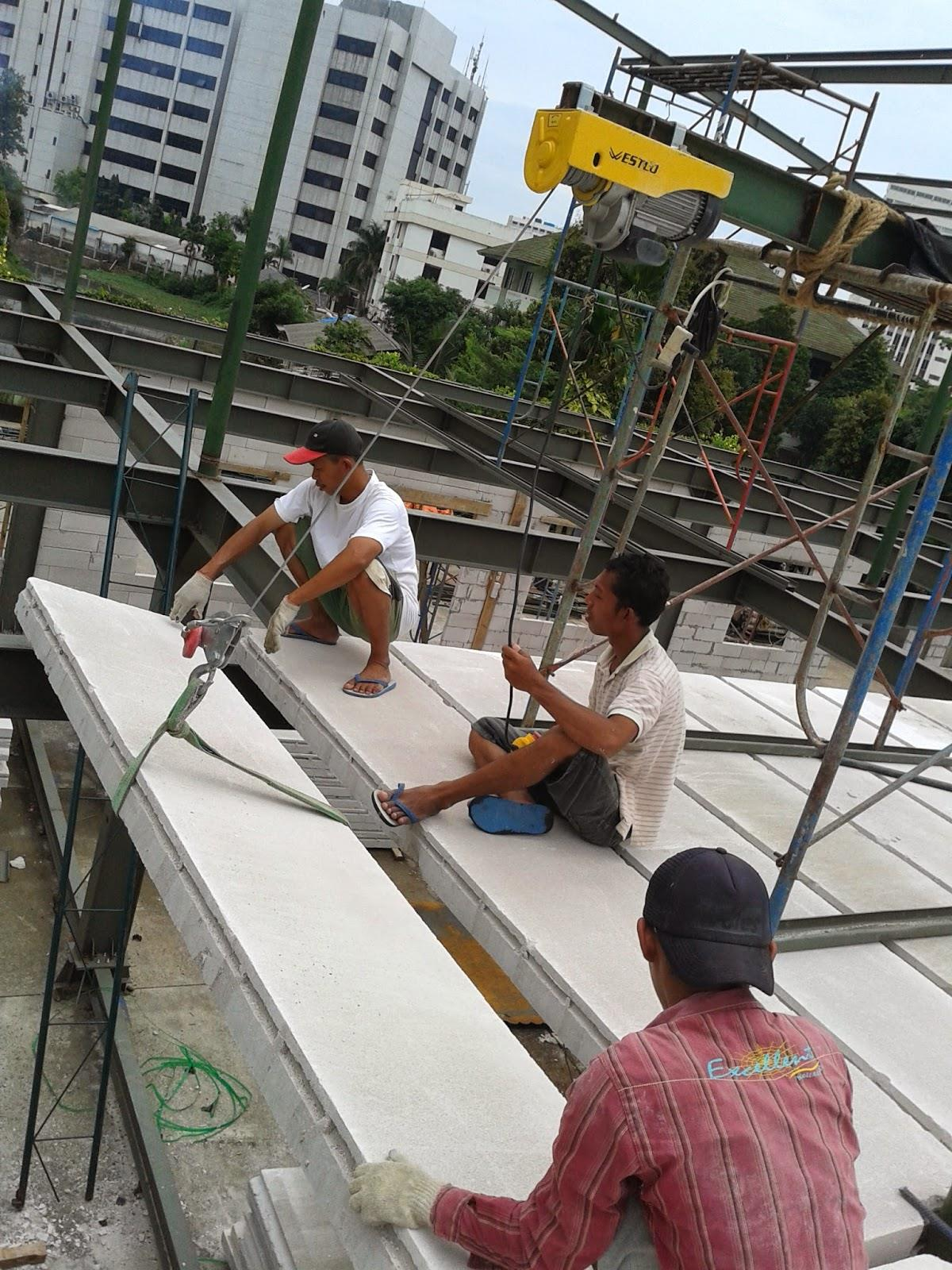Sell Floor Panels Hebel From Indonesia By Panel Lantai
