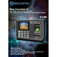 Absensi sidik jari - Fingerprint New United T-128