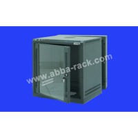Wallmount Rack Package ABBA-RACK Double Door