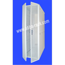 Closed Rack Perforated Split Door