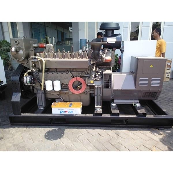 Genset Open Generator