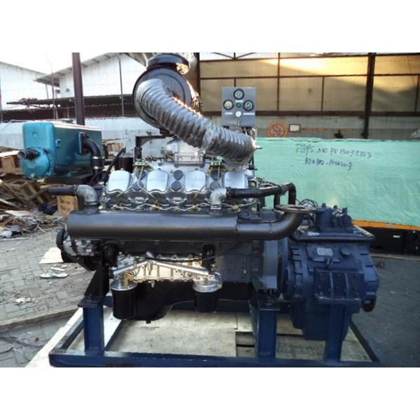 Mesin Mitsubishi 6D16 Recondisi