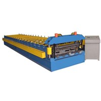 Single Layer Roofing Forming Machine 1
