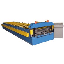 Single Layer Roofing Forming Machine