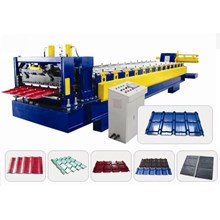 Section Steel Roll forming machine